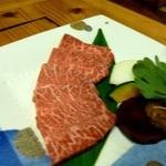 14160163 - 幻の石垣牛(すんません、ピンぼけ)
