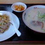 14160434 - 炒飯定食