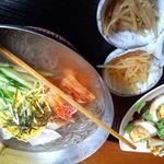 14160586 - ランチ冷麺