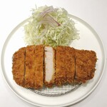 加藤牛肉店シブツウ - 【山形豚】極上リブロースかつ