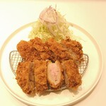 加藤牛肉店シブツウ - 【山形豚】極上ヒレかつ