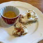 ダンザ パデーラ - ラストのデザートもめちゃ美味しかった!