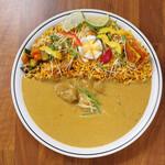 インドレストラン スパイスハウス - 料理写真: