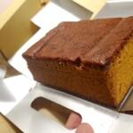 ナガサキ屋 - 料理写真:糖みつ入りカステラ(小)