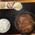 金大来 - 料理写真:カムジャタンセット(¥1080)