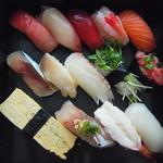 江戸屋 福太郎 - 14貫盛り 1280円