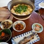 141612915 - 山の芋鍋定食