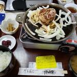十和田食堂 - 十和田バラ焼き定食