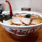 141617001 - 焼豚ワンタン麺
