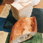 BISTRO INOCCHI - パンも美味しい
