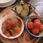 ROBATA幸 2nd - 前菜3種