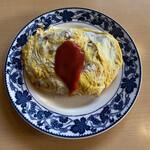 スイス - 料理写真:オムライス400円税込み