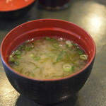 14162584 - 味噌汁(白味噌)