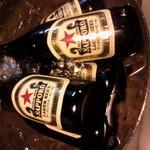 中畑 - キンキンに冷えたビール