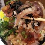 漁師小屋 番屋 - 大漁丼1660円(税込み)イカアップ