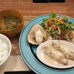 モグラ食堂 - 料理写真: