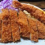 とんかつ高田 - 料理写真:ロースかつ定食