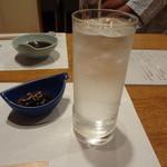 14163533 - 焼酎 「山元」 水割り