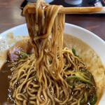 鶏白湯専門店 五星村 - カレーラーメン