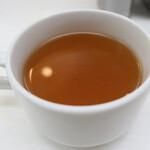 ボーイズカレー - オニオンスープ