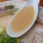 八兵衛 - スープ