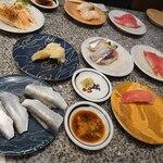 がってん寿司 - お好み各種