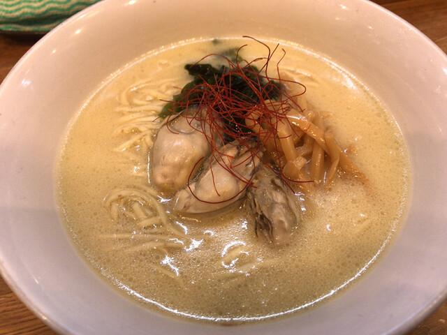 味噌中華そば ムタヒロの料理の写真