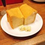 俺のイタリアン - 銀座の食パン