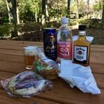 boulangerie JOE - 南葛西の「富士公園」にて。