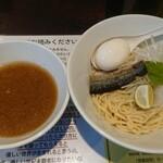 塩生姜らー麺専門店 MANNISH - 料理写真:
