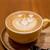 CAFFE SICILIA - ドリンク写真:カプチーノ