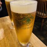 フニクラ - ビール