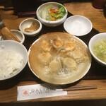 大連餃子基地 DALIAN - 餃子セット980円