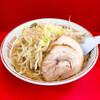 Akahigeramen - 料理写真:ラーメン小720円 野菜マシ