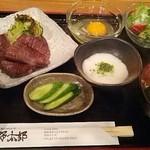 14166810 - 牛タン定食 1000円