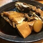 海鮮居酒屋 れん - 鯛のあら煮です。