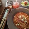 パスタ&ダイニング 福や - 料理写真:シングルランチ ¥1,000+¥100(税別)