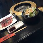 焼肉 道海山 -