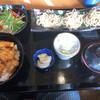 蕎麦 ほりた - 料理写真:天丼セット ¥1,430-