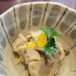 飯屋こふく - 小鉢の卯の花