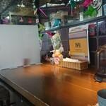 タイの食卓 オールドタイランド - カウンター席