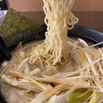 大龍軒  - 細麺