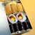 おつな寿司 - のり太巻いなり(¥1080)。助六に色とりどりの太巻をプラス、忘れかけていた粋がここにある