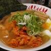 しゅんしゅんめん - 料理写真:ちょうさん定番「キムチラーメン」