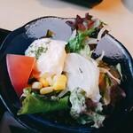 三枚目 助五郎 - サラダ