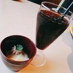 三枚目 助五郎 - アイスコーヒー