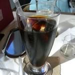 菓楽 - アイスコーヒー
