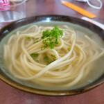 大和食堂 - 料理写真:宮古そば(小)、具材は麺の下に隠れてます