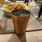 キッチン アバウト - レモンサワー