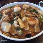 中華料理 正華 - 料理写真:五目焼そば